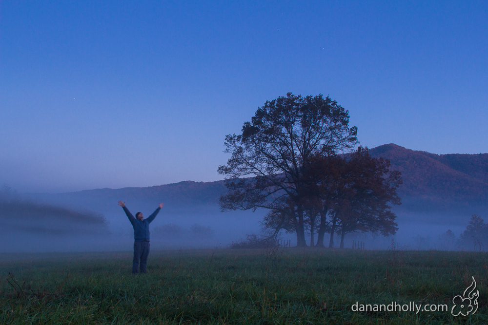 Cades Cove in Morning